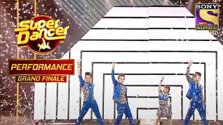 Top 4 ने चुराया सबका दिल - एक आखरी बार | Super Dancer Chapter 2 | Finale