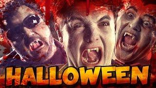 DRACULA vs. BLADE & EDWARD - Promi Rap Battle - Halloween - Digges Ding