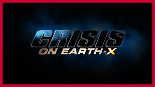 Crisis on Earth-X - The Flash / Legends of Tomorrow