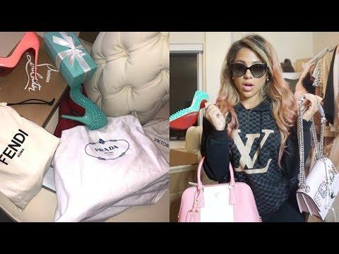 luxury brand haul 2018 ($5,000+)