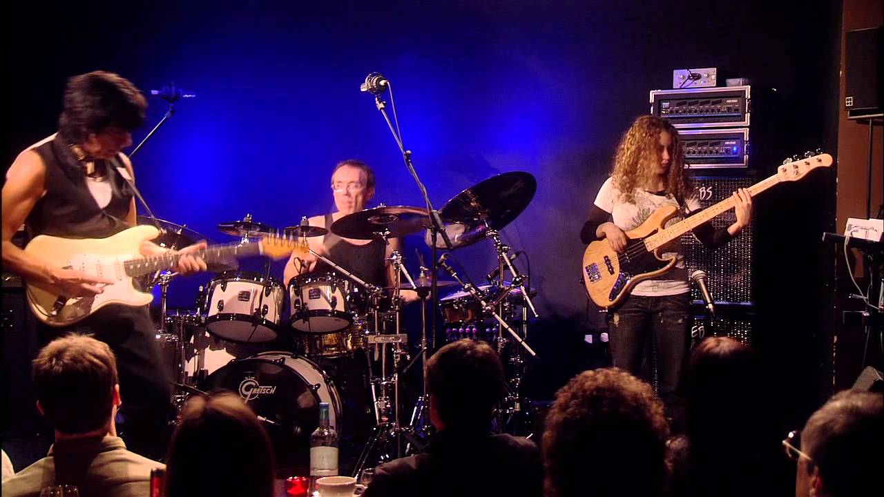 Resultado de imagen de Jeff Beck - Performing This Week... Live at Ronnie Scott's - 720p - HD - Full show