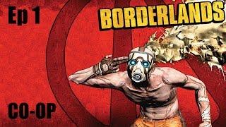 Borderlands Xbox One CO OP Ep  1