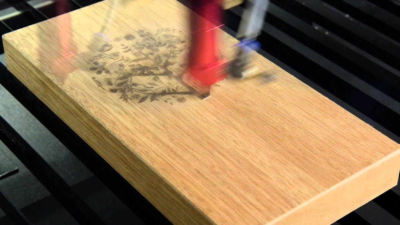 lasergravur von holz brm lasers youtube. Black Bedroom Furniture Sets. Home Design Ideas