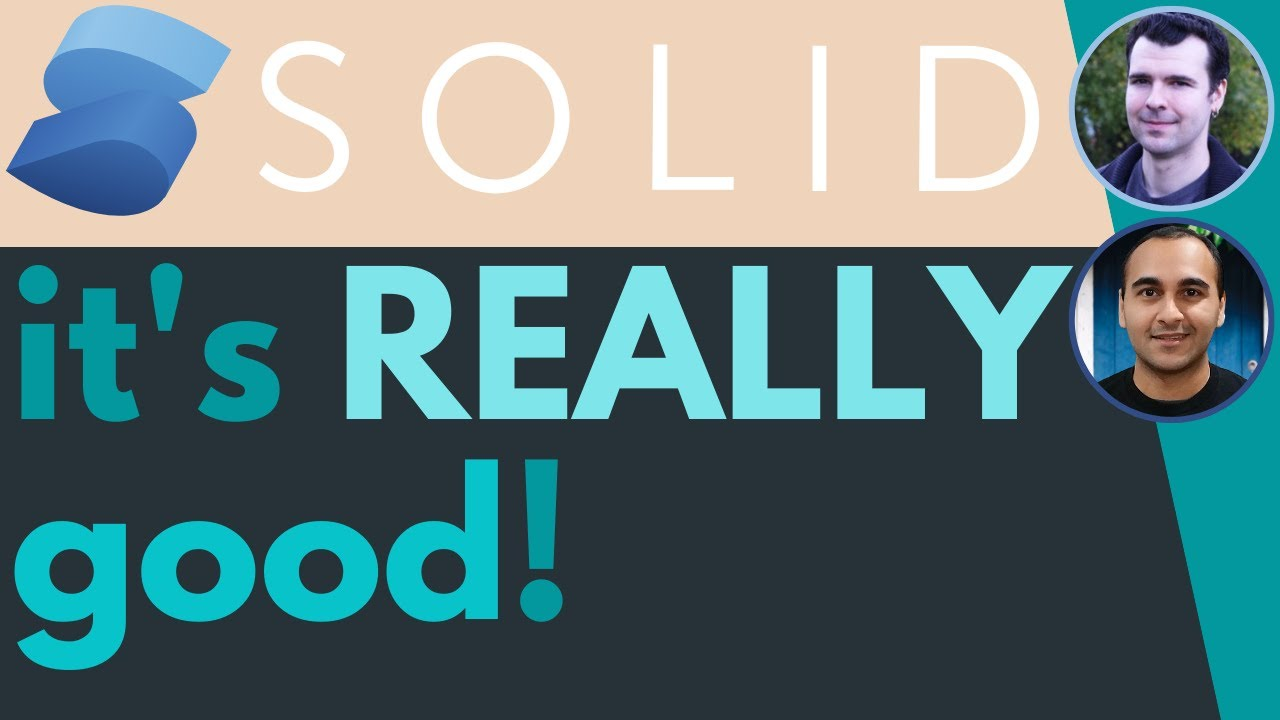 Solid.js - The NEXT React? in-depth Code Analysis.
