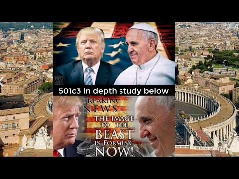 Donald Trump To Travel to Saudi Arabia, Israel and Vatican to help UNITE ISLAM, JEWS AND CHRISTIANS