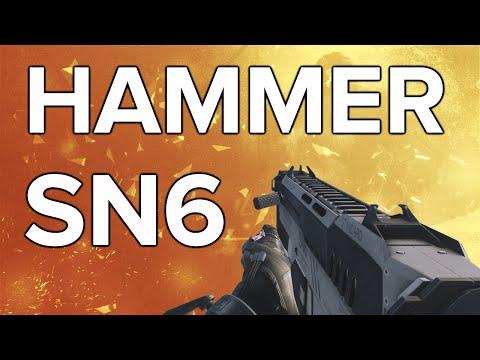 Advanced Warfare In Depth: SN6 Hammer (High Damage Variant)