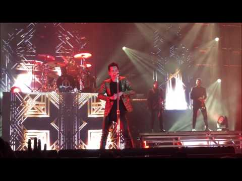 Panic! at the Disco live in Worcester MA 2017