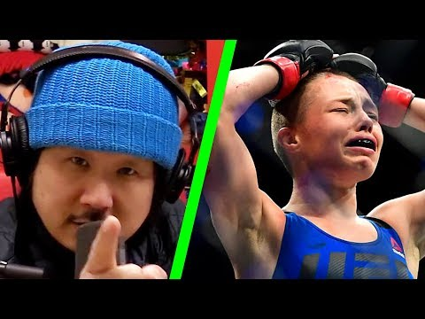 A Personal Message to Rose Namajunas from Bobby Lee