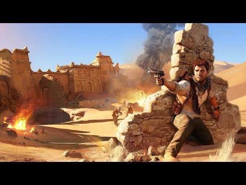 Trailer de Uncharted 3 en español latino