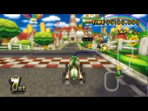 Download Mario Kart Wii -- Online Races 91: Soap Box Derby!