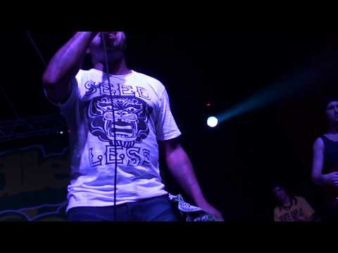 Gappy Ranks Thanks and Praise Live Zapote Costa Rica 1 Dic 2012
