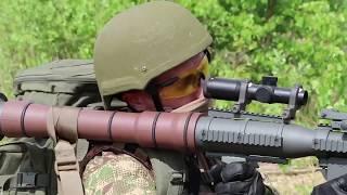 Украина испытает американские гранатометы RSRL-1 на москалях