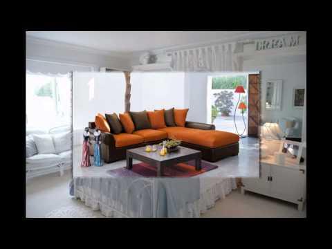 Creative Small Bedroom Sofa