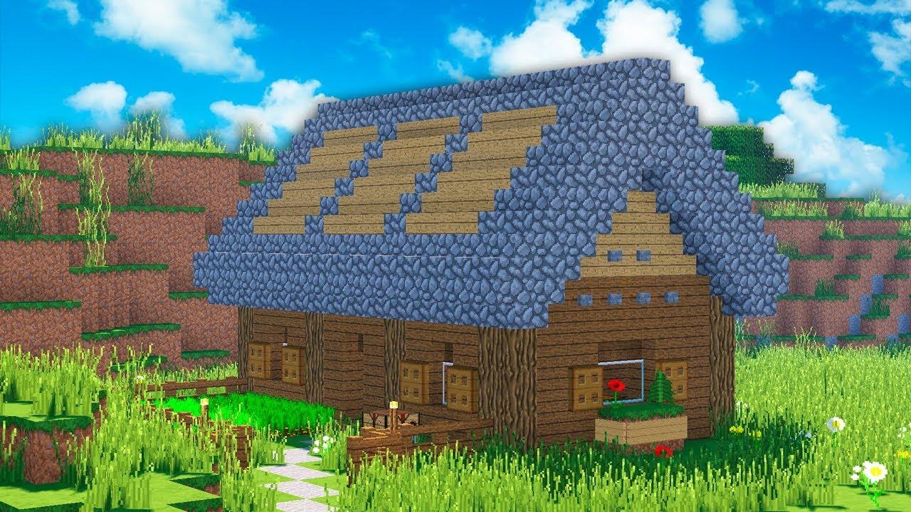 Крыши в майнкрафт красивые