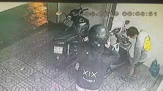Tên Trộm xe  Quận 3 Tphcm 11/6/2019
