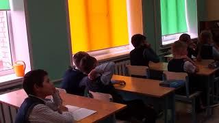 Урок музыки в 4 классе 1 из 3