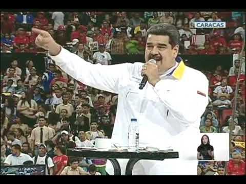 Maduro: Si algo me pasa, ¡retomen el poder y hagan una revolución más radical!