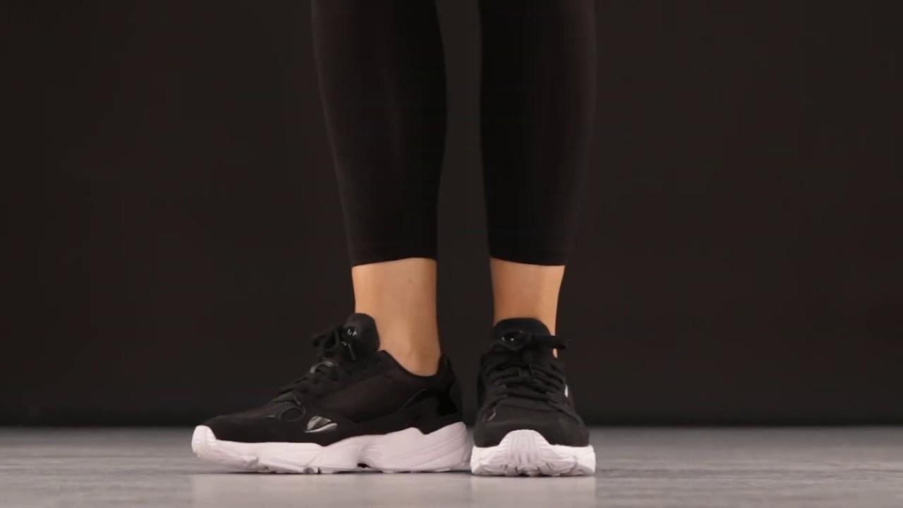 adidas Originals FALCON W B28129 Μαύρο