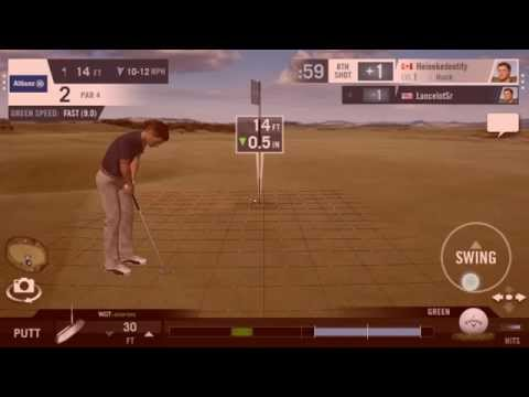 WGT Golf Mobile - Android / IOS Gameplay Review