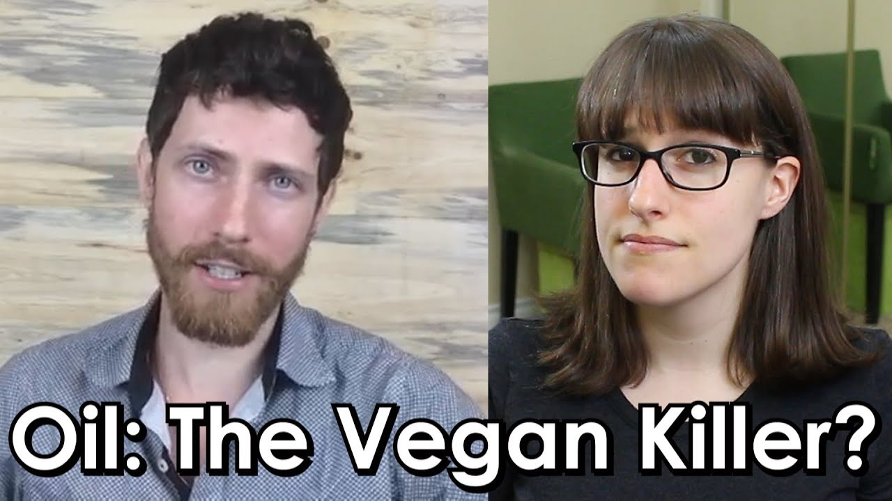 Mic the Vegan is Wrong About Oil (Should Vegans Eat Oils?)