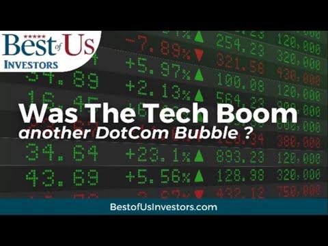Did Tech Boom