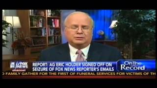 Karl Rove: Eric Holder Lied Under Oath - (May 23, 2013)