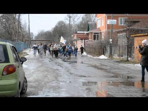 Пробежка №2 в Лакинске