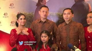 SBY dan Ibu Any Yudhoyono rayakan 40 tahun pernikahan