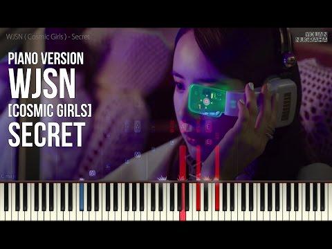 [Piano Ver.] WJSN (Cosmic Girls) - Secret