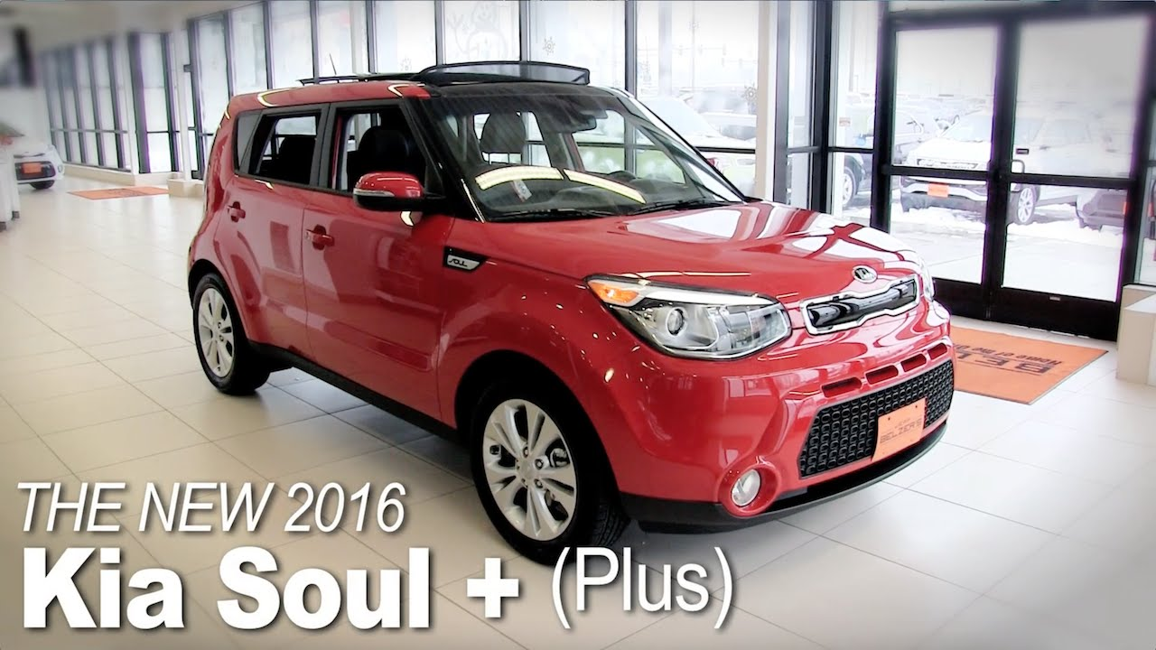 New 2016 Kia Soul Lakeville Bloomington Burnsville Minneapolis St Paul Mn Specs