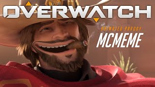Download Overwatch Animated Short   McMeme Mp3 and Videos