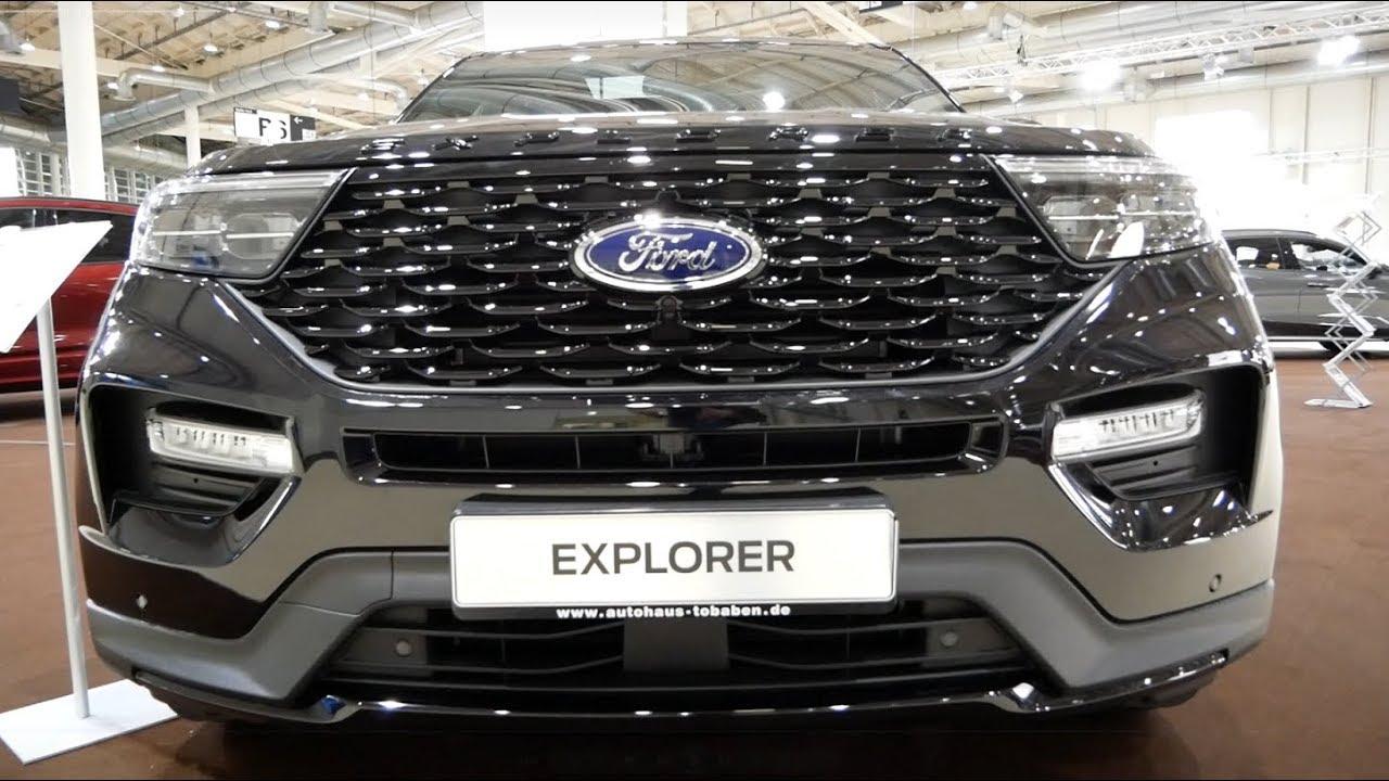 Trải nghiệm mẫu xe Ford Explore bản ST Line