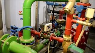 видео Принцип работы трехходового регулирующего клапана (VЗV)