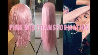 HOW TO RESTORE AND STRAIGHTEN SYNTHETIC WIGS