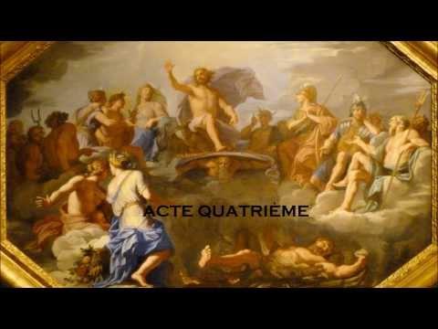 Antoine Dauvergne (1761) Hercule Mourant - Acto IV