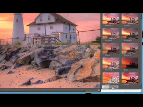 Introduction to Photomatix Pro 5.1 for Windows