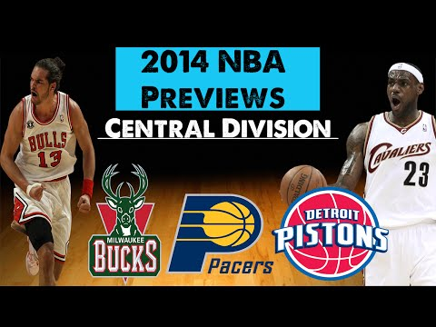 NBA Previews: Central Division