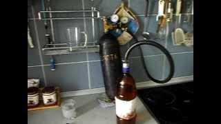 Делаем газировку дома(Продолжение - http://www.youtube.com/watch?v=WgYKFFzGQi0., 2012-03-24T11:00:54.000Z)
