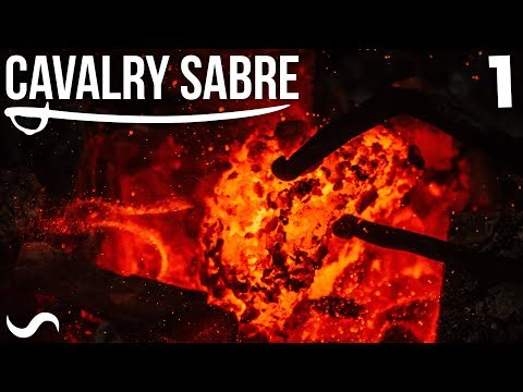 MAKING THE CAVALRY SABRE: Part 1