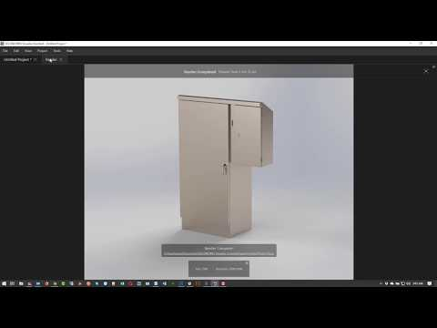 SOLIDWORKS VISUALIZE ADOBE PHOTOSHOP AND ILLUSTRATOR FOR SHOW BANNER