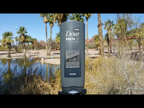 Dove Men Care Charcoal Clay Body Wash Review Youtube
