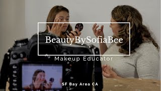 Makeup Artist and Educator Sofia Bee
