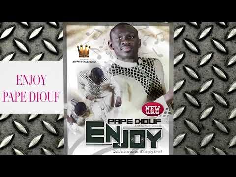 PAPE DIOUF - Dignité (Extrait album Enjoy Mars 2018)