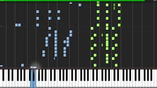 Believer - Imagine Dragons [Piano Tutorial] (Synthesia) // Akmigone