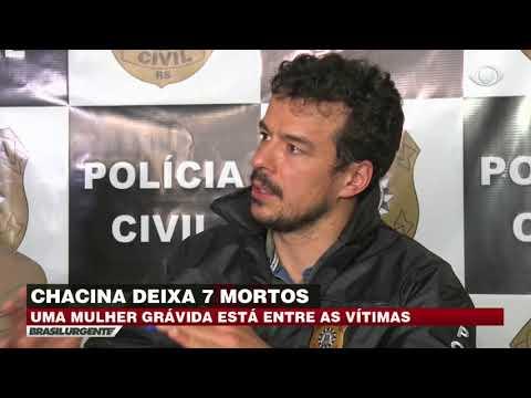 RS: Chacina deixa sete mortos em Porto Alegre