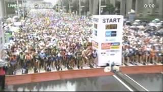 東京マラソン2010 6時間50分01秒でゴール