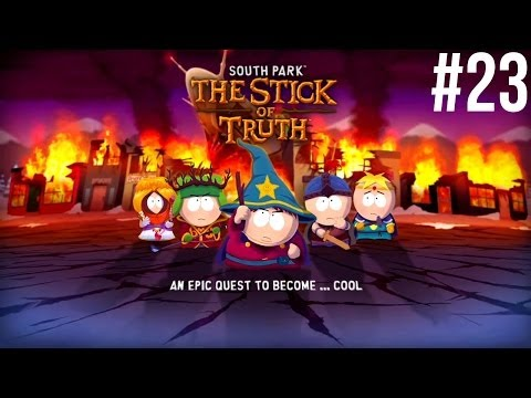 [South Park: The Stick of Truth #23] - KONIEC :). from YouTube · Duration:  16 minutes 41 seconds