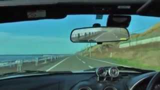 北海道ドライブ 道道1038号 (海沿い) ロードスター 車載カメラ