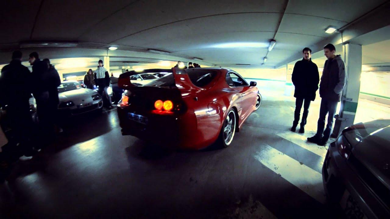 Wangan Import 2012 Underground Japan car MEET HD - YouTube