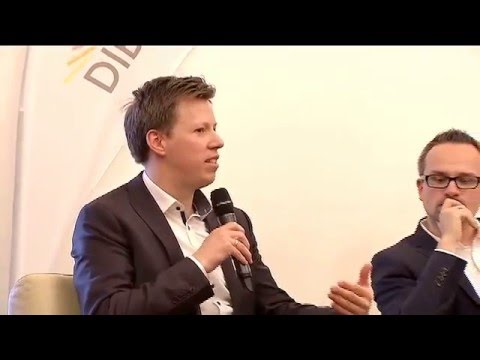 Social Intranet - Podiumsdiskussion Leipzig 2016